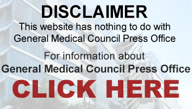History of General Medical Council Press Office